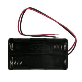 Battery Holder - 4x AA Square