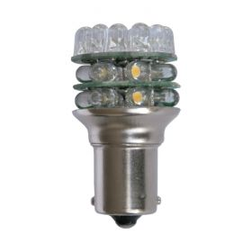 1156 Single Contact Bayonet - 30 LED 12V