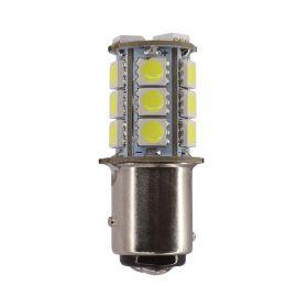 1157 Dual Contact Bayonet - 18 Super LED 12V 1