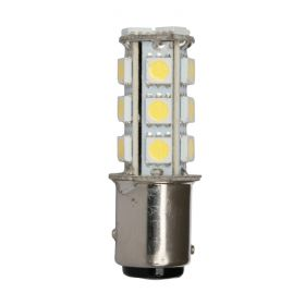 1157 Dual Contact Bayonet - 18 Super LED 12V 1