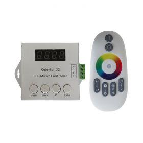 Digital Addressable LED Music Controller 1