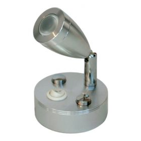 Small Adjustable Reading Light with Switch - 12V 1
