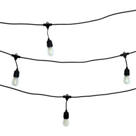 Festoon String Light 16M 20 Bulb - Drop Fitting 1
