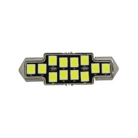 Festoon 36mm X-Series Error-Free - 12 LED 12-24V