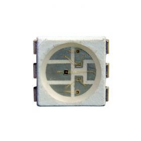 SMD LED PLCC6 RGB No Common - 5 Pack 1