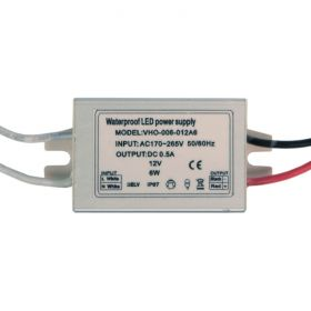 Power Supply 12V 0.5A 6W