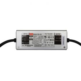 Power Supply 12V 5A 60W - MEAN WELL 1