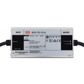 Power Supply 12V 5A 60W - Meanwell XLG Series 1