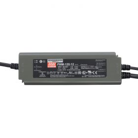 Power Supply 12V 10A 120W - 0-10V Dimmable - Meanwell PWM Series