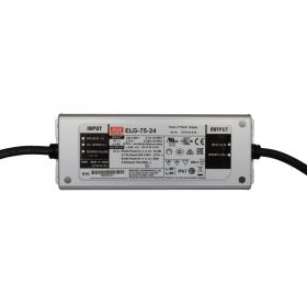 Power Supply 24V 3.15A 75W - MEAN WELL 1