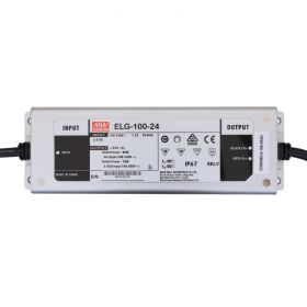 Power Supply 24V 4A 100W - MEAN WELL 1