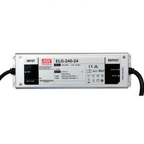 Power Supply 24V 10A 240W - MEAN WELL