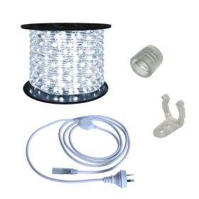 Rope Light 2-Wire 230V 10M Kit