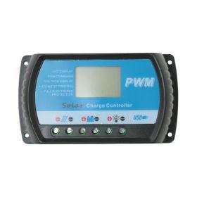 PWM Solar Charge Controller 12V/24V 30A 1