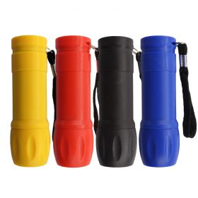 Torch 3W COB LED Plastic Case 1