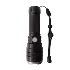 Rechargeable & Zoomable High-Power Torch 4-Mode 1
