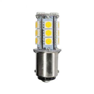 1142 Dual Contact Parallel Pins - 18 Super LED 12V