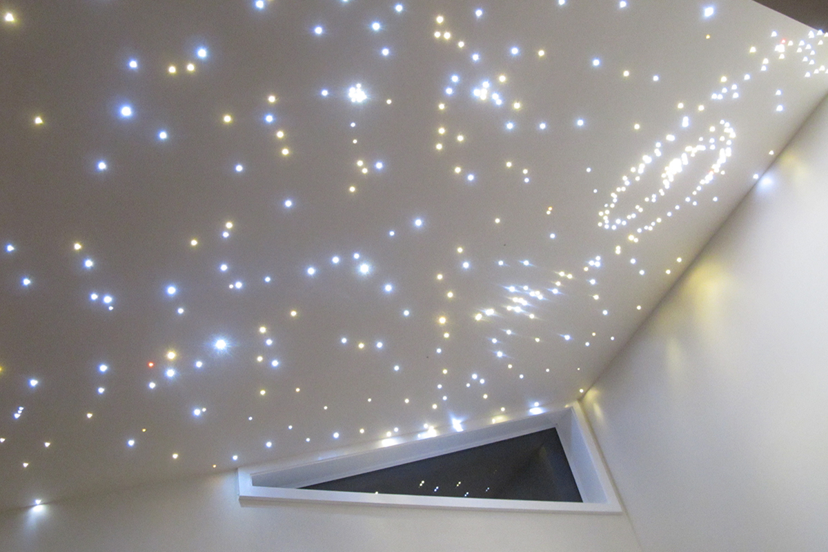Galaxy Ceiling Individual LEDs